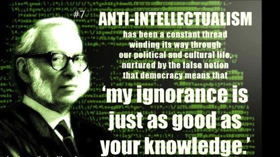 Asimov, ahead of his time