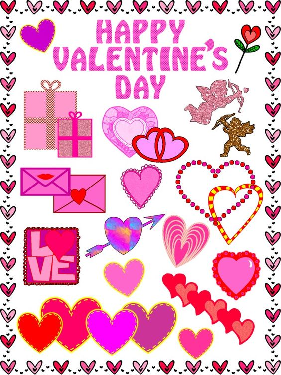 free valentines day clipart for teachers - photo #34