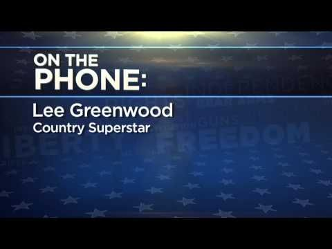 """Lee Greenwood on the Banning of His Song """"God Bless the U.S.A."""" at Public School 90 in Coney Island, NY by Principle Greta Hawkins who is a devout Jehovah's Witness"""