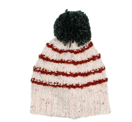 Animal Tricot Tibétain Girls Beanie
