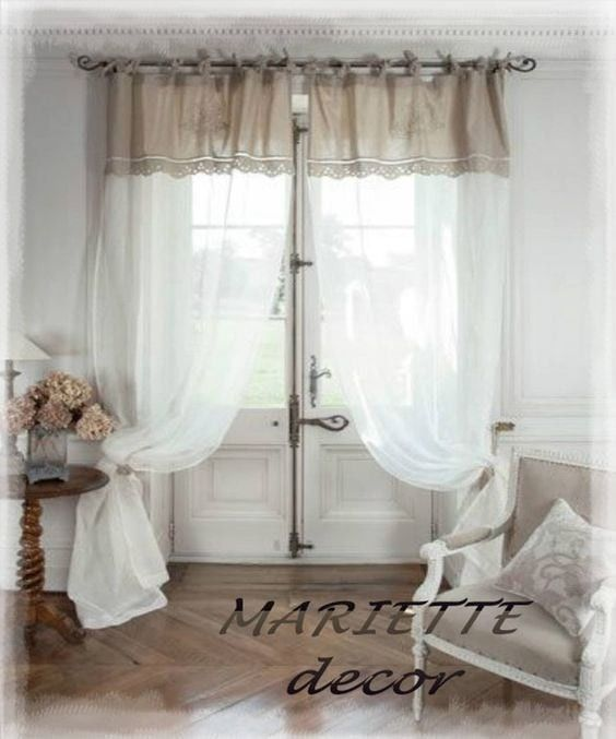 Pin By Nati On Meshkovina Shtory Home Curtains Curtains Romantic Curtains