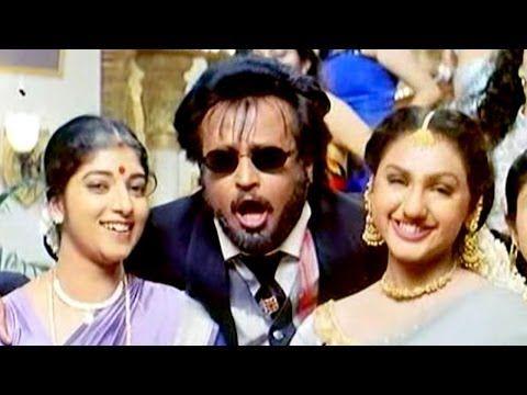 Narasimha Movie O Kick Ekkele Video Song Rajnikanth Soundarya Ramya Krishna Youtube Songs Movie Songs Movies