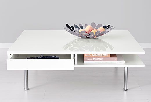 IKEA coffee tables and side tables that will fit any sofa