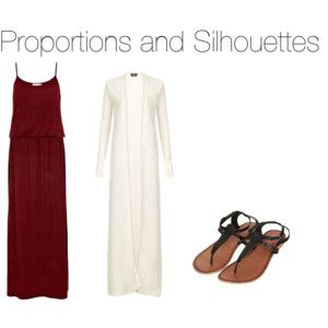 Proportions and Silhouettes #9