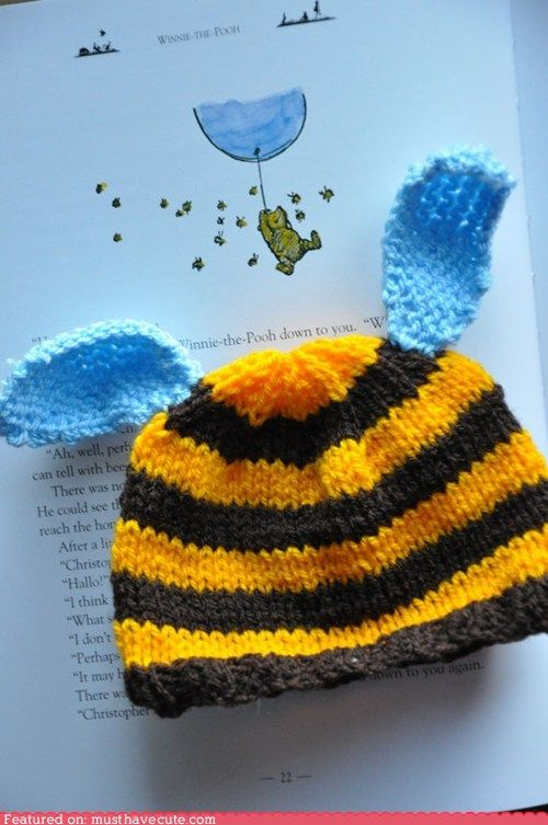 Busy Bee Cap