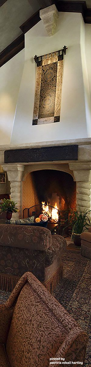 Trending Fireplace Home Decor