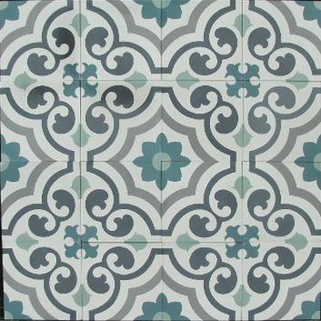 FLOORZ- Portugese tegels AGADIR 20x20 cm - Product in beeld - Startpagina voor vloerbedekking ideeën | UW-vloer.nl