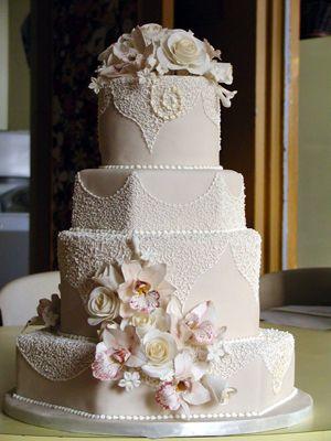 Cakes to Remember wedding cake