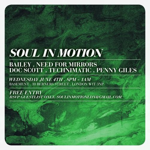 Soul In Motion Promo Mix - Pennygiles by In-Reach on SoundCloud