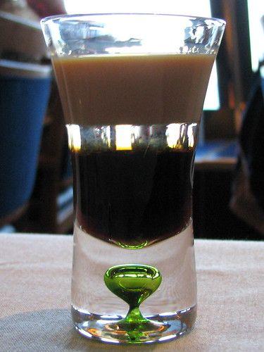Rattle Snake Cocktail Drink Cocktail Drinks Shot Drinks Kahlua Coffee Liqueur