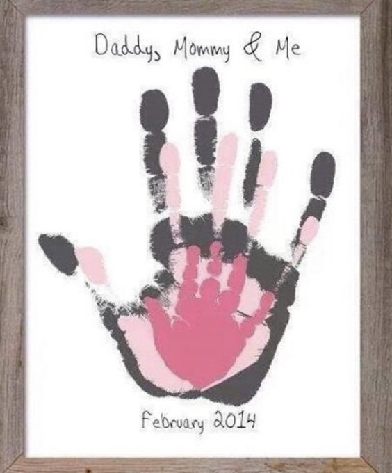 80 Kids Hand & Foot Print Craft Ideas – Mama in Grace