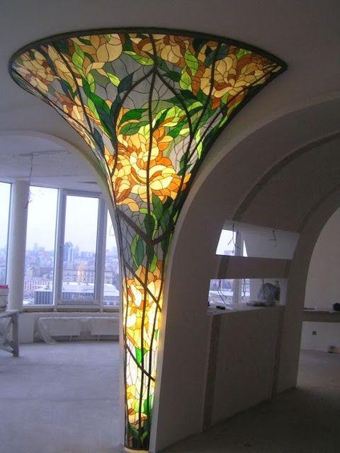 Vitrazhnyj Potolok Foto Stained Glass Mosaic Stained Glass Designs Stained Glass Panels