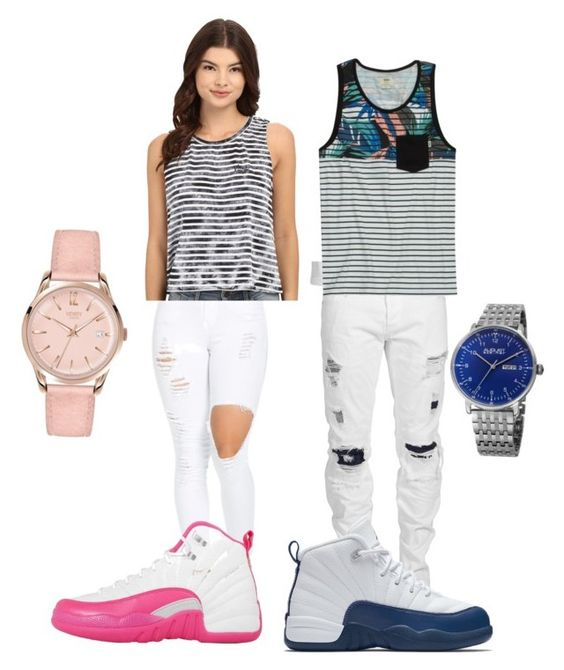 """""""Goals😍😍"""" by india-k-love on Polyvore featuring Dope, Vans, NIKE and August Steiner"""