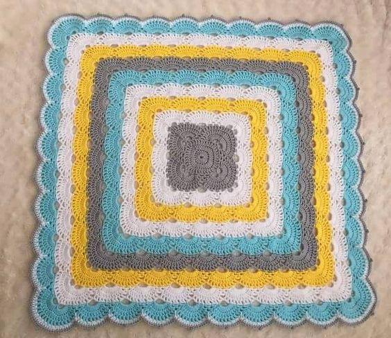 Crochet Virus Blanket : ... crochet blanket crochet ravelry search crochet patterns blankets