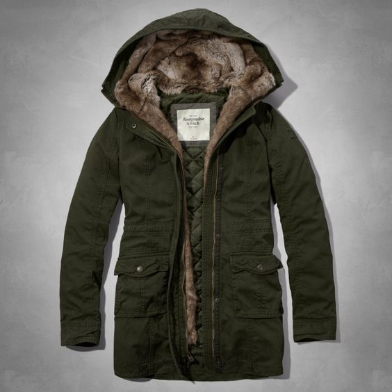 Womens Andrea Fur Lined Parka | This cozy parka features a soft