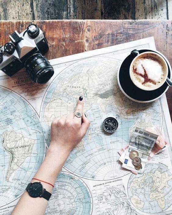 原来自由行一点也不麻烦!有了这些「旅行必备App」, 谁都可以变身成为旅行达人咯 ~