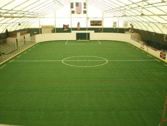 Indoor Soccer Field I Like To Play And Most Of All My Friends Do