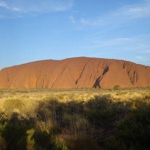 Ayers Rock 2009