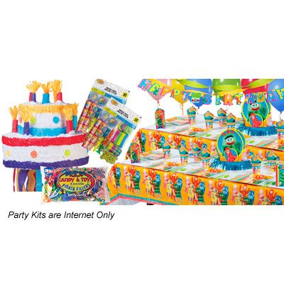 Party City Supplies