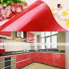 Image result for wallpaper on kitchen doors