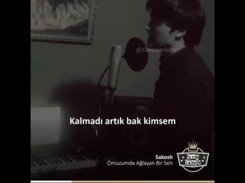 Sakosh Omuzumda Aglayan Bir Sen Youtube Youtube Videos Music
