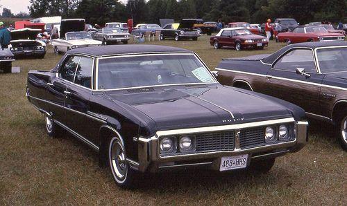 1969 Buick Electra 4 Door