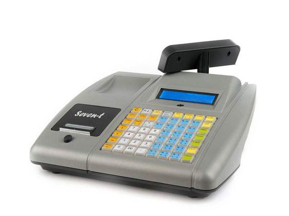 Registratore di cassa fiscale E.D.IT Sevent-T
