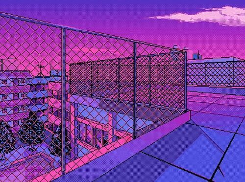 90s Anime Aesthetic Desktop Wallpaper A Collection Of The Top 57 Aesthetic Anime Desktop Wallpapers And Bac In 2020 Vaporwave Art Aesthetic Desktop Wallpaper Pixel Art