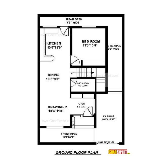 1 Gaj In Sq 28 Images 100 Gaj House Design House