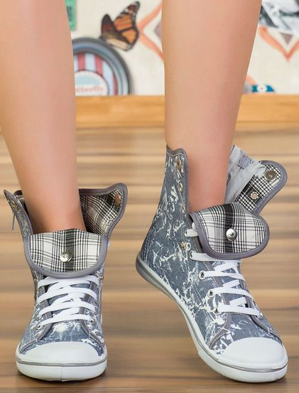 Sneakers Kali - γκρι