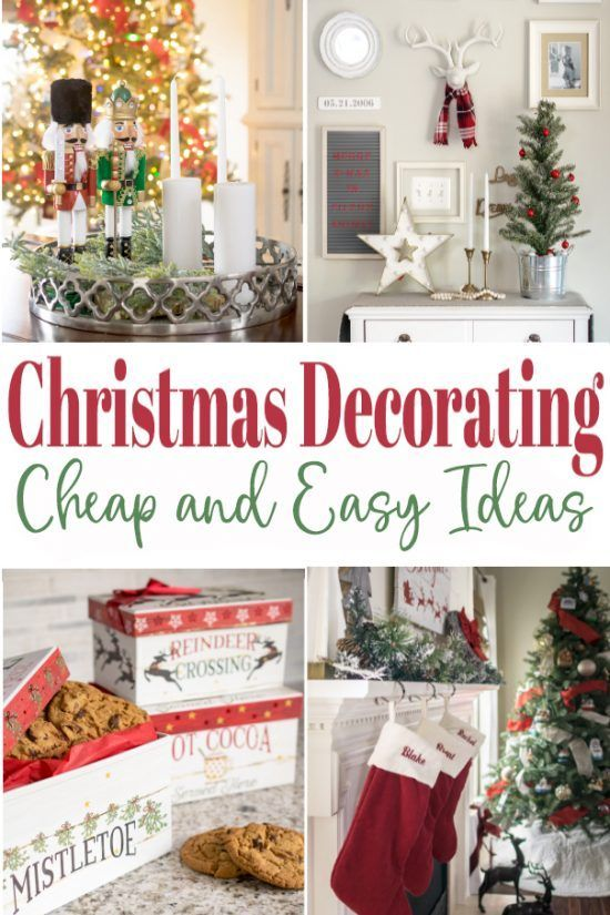 5 Ways To Stretch Your Budget For Holiday Decorating Christmas