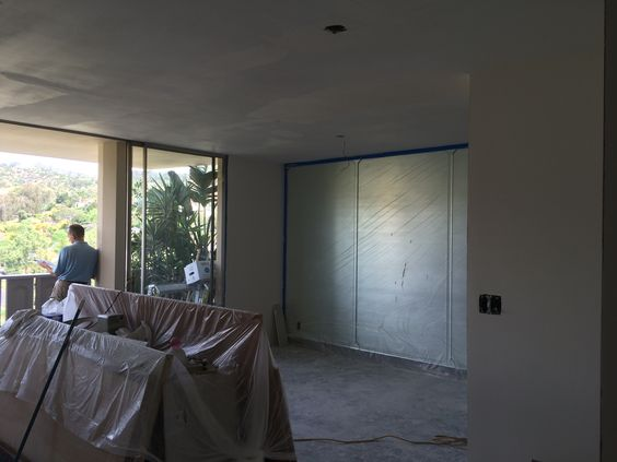 Liv rm phase one from entry hall