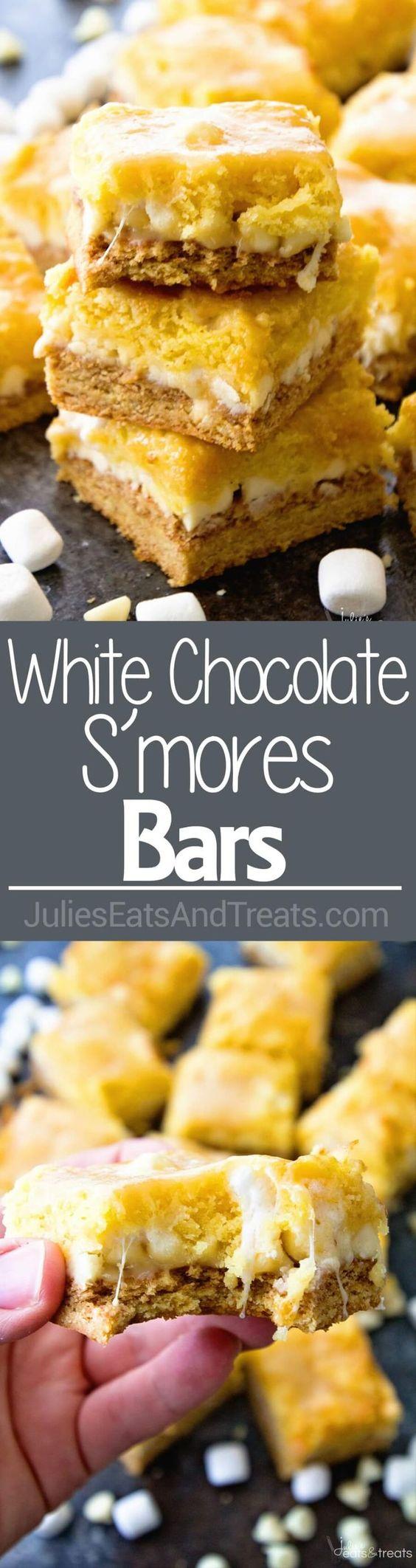 ... more gooey cake cake bars white chocolate chocolate bars bar chocolate