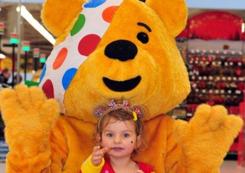 Pudsey Bear is here for another year - 59: ... https://t.co/CAcS63QEZe https://t.co/rl3DbQzC26  Pudsey Bear is here for another year - 59: ... https://t.co/CAcS63QEZe pic.twitter.com/rl3DbQzC26   Gi Ma (@gima2327) November 13 2015