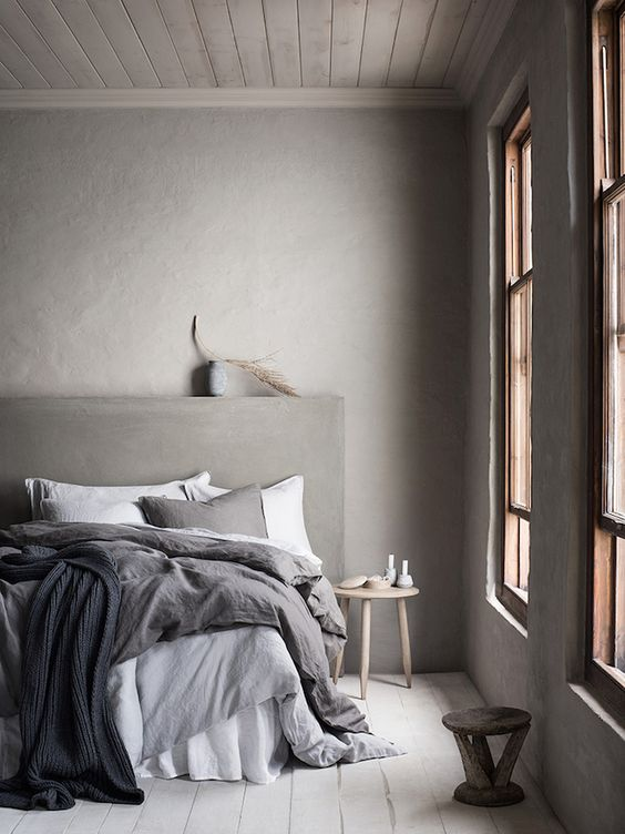 Linens in the bedroom - H&M Home.:
