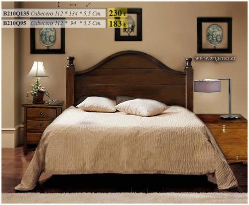 Cabeceras de camas de madera buscar con google cama - Cabeceros de madera rusticos ...
