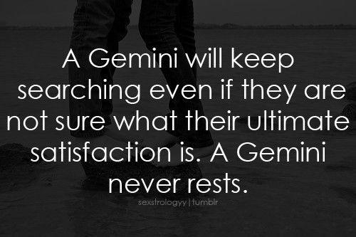 Gemini - Continued!