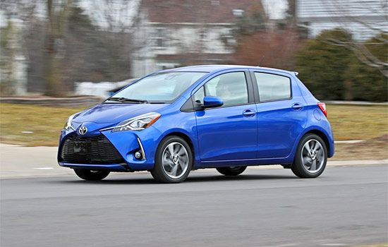 2020 Toyota Yaris Review Suggestions Car