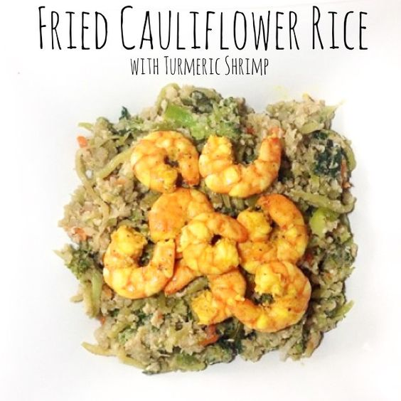 """""""Hey guys! @danikabrysha here with another @whole30 recipe. I've been eating almost entirely Whole30 for a year now because I felt so unbelievable after what was supposed to be a January 2014 challenge, that I never wanted to go back to how I felt before. As a result, it has thrown me into a serious cauliflower love affair. Cauliflower can be used as rice, as a hummus-like dip, mashed like potatoes, and so many other ways. It's a great base for any meal, especially in Asian-inspired dishes…"""