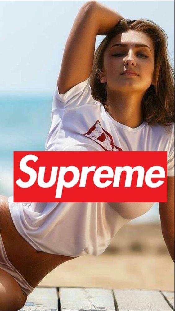 Supreme Supreme Wallpaper Supreme Girls Supreme Iphone Wallpaper Cool wallpapers girls supreme
