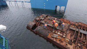 Дно Баренцева моря постепенно очищается от радиоактивных захоронений советских…
