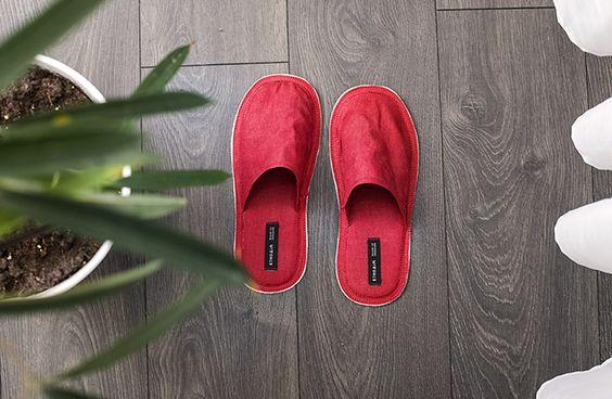 Slippers – buy in Kyiv and Ukraine for reasonable price | Online store Etnodim.com.ua