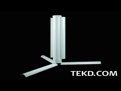Energia eólica portátil: aparelho com menos de 2 kg usa energia dos ventos para carregar gadgets