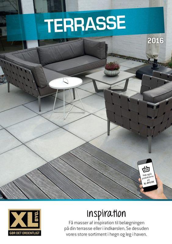Inspiration til din terrasse, indkørsel og have. find dine nye ...