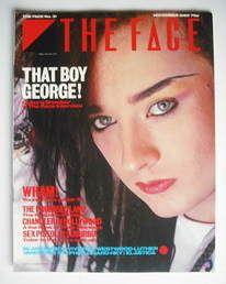 That boy george...