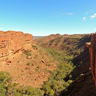 Kings Canyon, Watarrka National Park, Northern Territory | 19 Amazing Places In Australia That Are Perfect To Visit In Winter