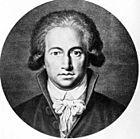 """Johann Wolfgang von Goethe – Wilhelm Meisters Lehrjahre – Therese zitiert Natalie: """"Wenn wir die Menschen nur nehmen, wie sie sind, so machen wir sie schlechter; wenn wir sie behandeln, als wären sie, was sie sein sollten, so bringen wir sie dahin, wohin sie zu bringen sind."""""""