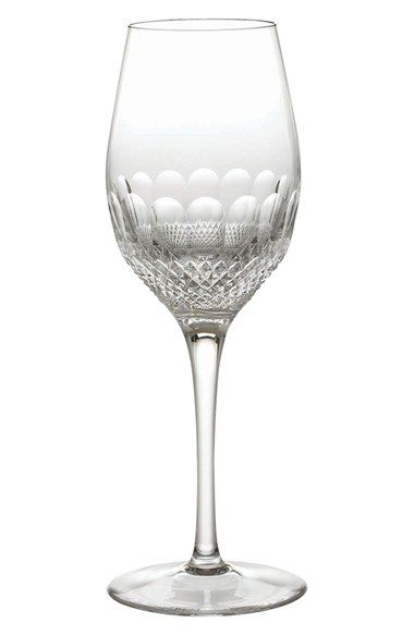 Waterford 'Colleen Essence' Lead Crystal White Wine Glass