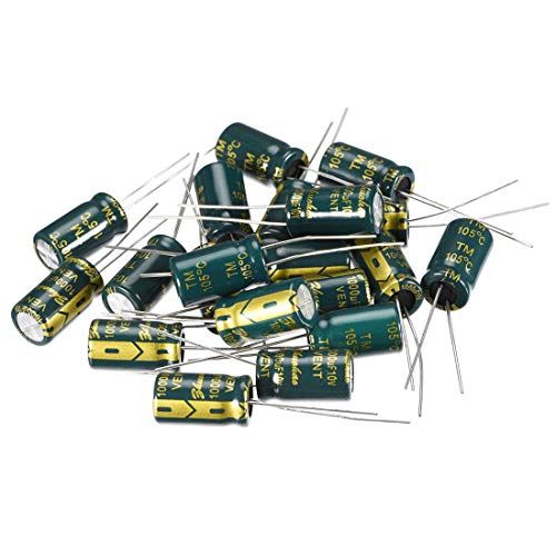 uxcell 1000uF Electrolytic Capacitors