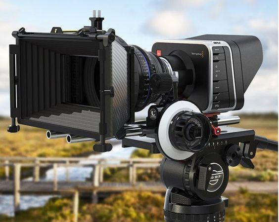 Fancy - Blackmagic Design Cinema Camera